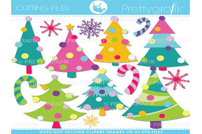 Christmas Decoration Cutting files clipart