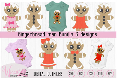 Gingerbread Man bundle, home decoration