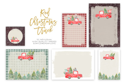 Christmas Invitation paper, Christmas Party Rustic Christmas clipart