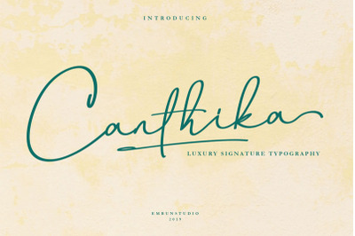 Canthika Luxury SIgnature