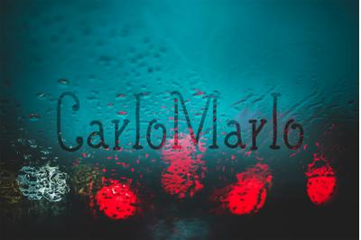 CarloMarlo Font