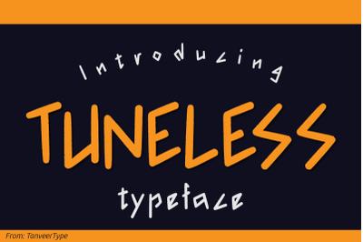 Tuneless Font