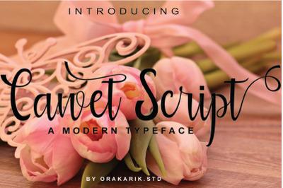 Cawet Script