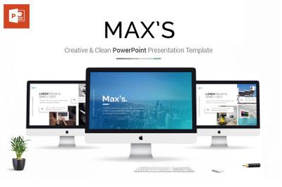 Max's PowerPoint Presentation