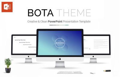 BOTA. Theme Powerpoint Presentation