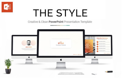 The Style Powerpoint Presentation