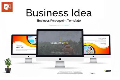 Business Idea Powerpoint Presentation