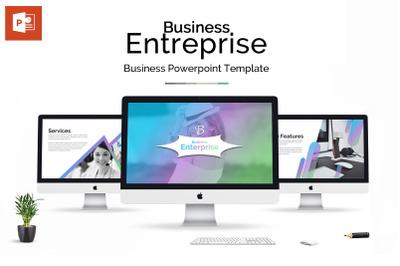 Business Enterprise Powerpoint Presentation