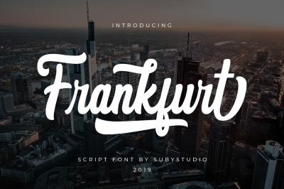 Frankfurt Script