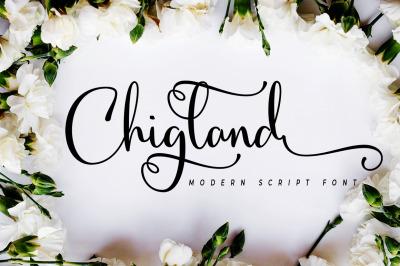 Chigland script