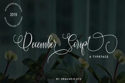December Script