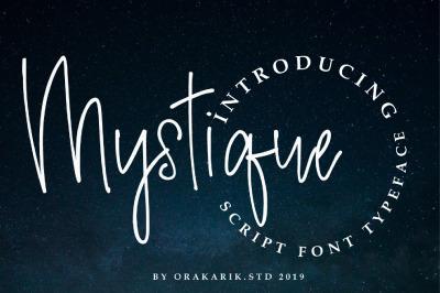 Mystique Script
