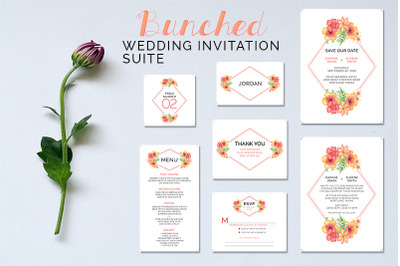 Bunched Wedding Suite