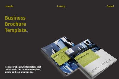 Business System Brochure