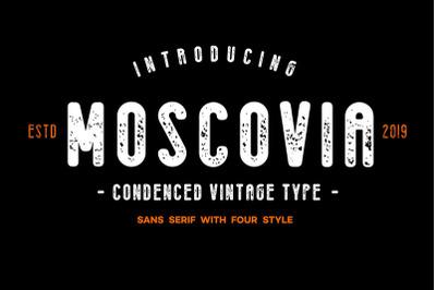 Moscovia Family - Sans serif