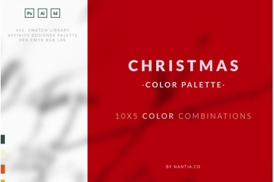 Christmas Color Palette
