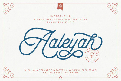 Aaleyah + Extras