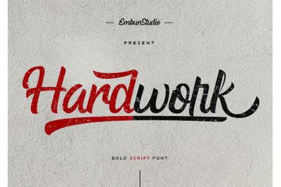 Hardwork Script