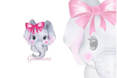 Cute elephant 2