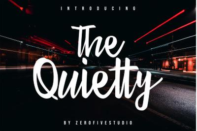 The Quietty Script