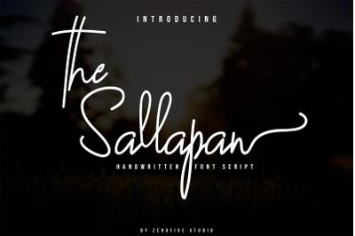The Sallapan Script