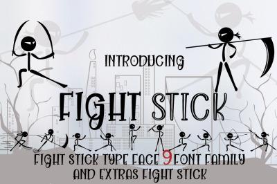 Fight Stick