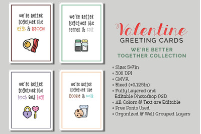 8 Valentine's Day Cards