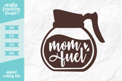 Mom Fuel SVG DXF