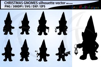christmas gnomes svg / christmas gnomes svg