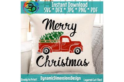 Christmas Truck On All Category Thehungryjpeg Com