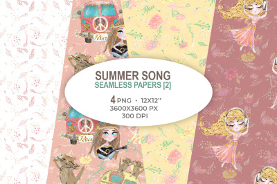 Summer Song papers 2