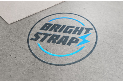 Bright Strap Logos