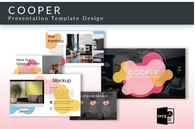 Cooper - Powerpoint Presentation Template