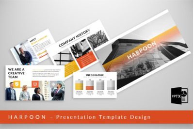 Harpoon - Powerpoint Presentation Template