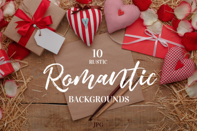 Romantic celebration JPG set