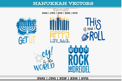 Hanukkah Designs