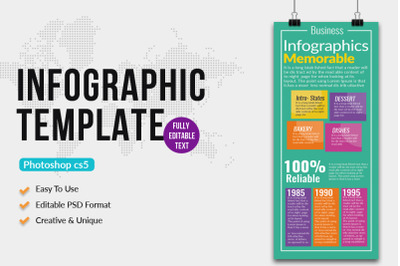 Business Strategy Infographics Template