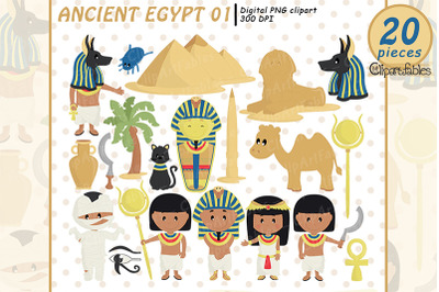 Ancient Egypt clipart, Travel clip art, Ancient civilization