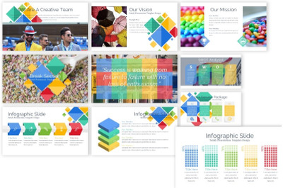 Satisfy - Powerpoint Presentation Template