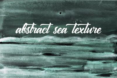 abstract sea texture, print