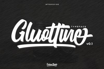 Gluottine Modern Calligraphy