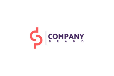 S letter, company, business, galaxy, space logo vector