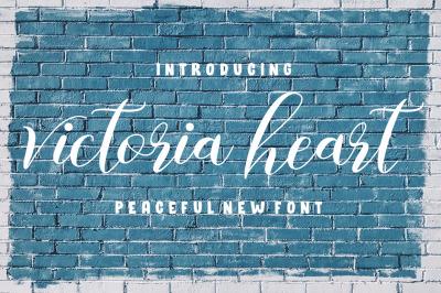 Victoria Heart