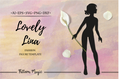 Lovely Lina fashion template