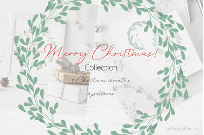 Merry Christmas collection.