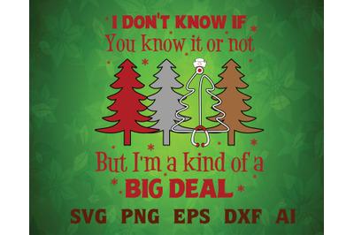 I don't know if you know it or not but I'm a kind of a big deal svg,