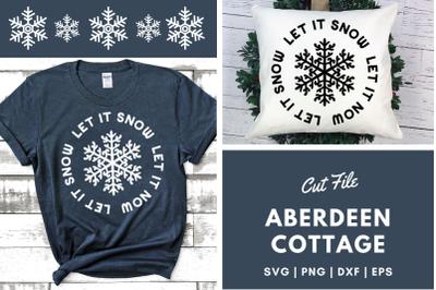 Let It Snow 3 Design