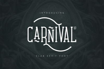 Carnival VP Slab - Latin & Cyrillic