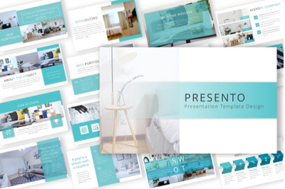 Presento - Powerpoint Presentation Template