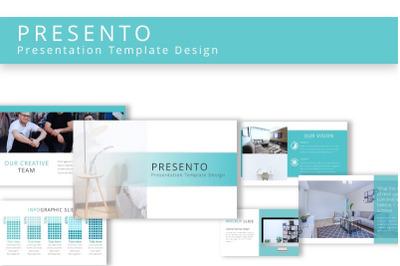 Presento - Keynote Presentation Template